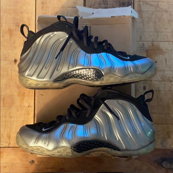 Gold Speckle Nike Air Foamposite One First Look Complex